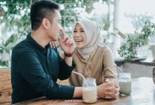 Prewedding of Nikky & Taofan by alienco photography