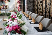 The Wedding Of B & L by GLORIOSA DECORATION