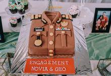 Engagement Novia & Geo by AW Media