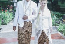 Wawan & Shelley Wedding Day by To First Management