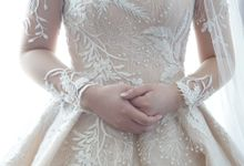 Steffi Wedding by iLook ( Makeup & Couture )