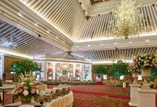 Puri Agung Grand Ballroom by Grand Sahid Jaya Hotel