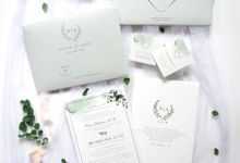 Novia And Afif by Vinas Invitation