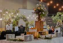 THE WEDDING OF RACHMAT & OVY by Hallf at Patiunus