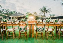 Wedding Hunnie & Howie 01.11.18 by Bali Rental Tiffany