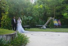 Gerialdy & Cynthia Wedding by Four Points by Sheraton Bali, Ungasan