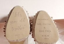 Dita's wedding shoes by Marry Me Bridal Shoes