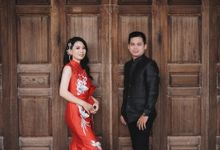 Traditional Chinese Sangjit Ron & Desy by Trinity Studio