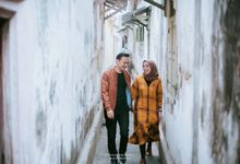 Aditya & Qiqi by Junaju.project