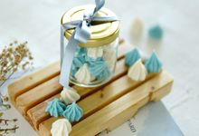 Mini Soap In Glass Jar by Jollene Gifts