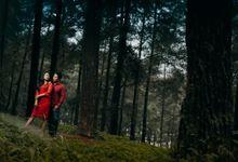Tika and Sbastian by Yossa Yogaswara Photography