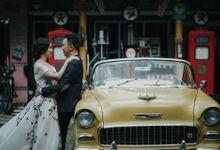 Christian & Shella Prewedding by Dfleur Photography