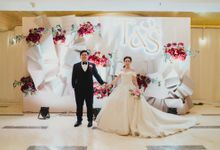 Wedding of Tommy & Sayomi by Sweetsalt