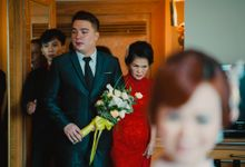 The Wedding of Billy & Tirza by Tandhakala