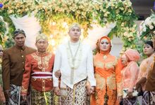 Wedding Rusie & Dimas by LZ Service