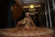 MUSLIM BRIDAL PHOTO HUNTING by MAKEUP OCEANA