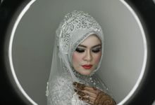 Wedding Deby & Fadil by randomfotografi