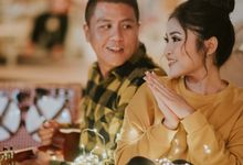Nadya & Rydo Prewedding by Get Her Ring