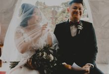 The Wedding of Monic and Adit by grooms.id