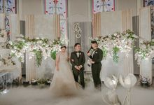 Wedding of BASTIAN & EVELYN by Aldo Adela MC & Magician
