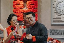 Wilson & Vania Engagement by Levin Pictures