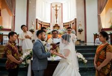 Jack & Fenny Wedding Day by Filia Pictures