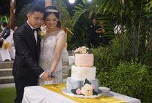 Gerialdy & Cynthia Wedding by Ungasan Bay View Hotel & Convention Bali