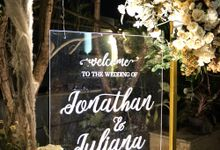 Jonathan & Juli Wedding at Menara Imperium by Fiori.Co