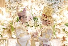 Wedding Reyna Rama by UK International Jakarta