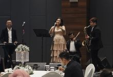 Corporate Gathering at Samisara Ballroom at Sopo Del Tower by La Oficio Entertainment