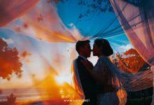 Bali Wedding Ellyana & Wahyu by alienco photography
