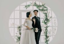 Prewedding Yulius & Diana by joehanz_photography