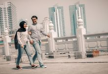Prewedding Azmi & Frisca by Visual Perspective Indonesia