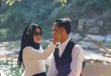 pre-wedding by pondok indah capture