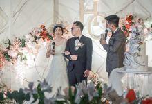 Wedding Of HENDRA & CHRISTIN by Aldo Adela MC & Magician