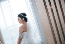 Wedding of Sally Liu & Setiawan Beauty Shoot Session by: Gofotovideo by GoFotoVideo