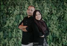 Prewedding Putri & Yudhis by insight.photo