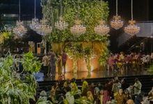 Gita and Tito Wedding by Hallf at Patiunus