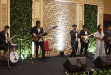 BIMA & AYU AT SASANA KRIYA by Premiere Entertainment