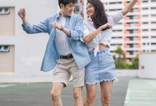 Pre Wedding Photography (Jonathan and Elis) by TLGraphy