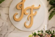 The Wedding Of J & F by GLORIOSA DECORATION