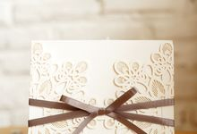 The Versailles Lasercut by Memoir Paperie