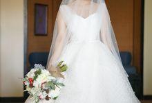 Wedding dress Natashia Nikita by Jessica Huang