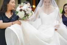 Wedding dress Natashia Nikita by Jessica Huang