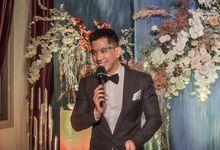 Wedding of DANNY & JOVITA by Aldo Adela MC & Magician