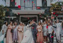 The Wedding of Shanti and Dicko by grooms.id