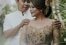 Adi & Gek Ari Balinese Ceremony by Lentera Wedding