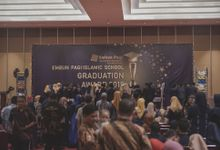 Grand Galaxy Convention Hall - Wisuda Embun Pagi by JEE Ballroom Group