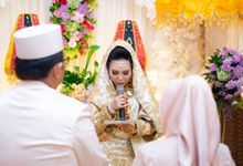 Rara & Habib Wedding by HMPhotoshoot