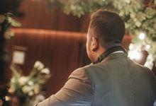 Soehanna Hall | Intimate Daniel & Baby by diskodiwedding